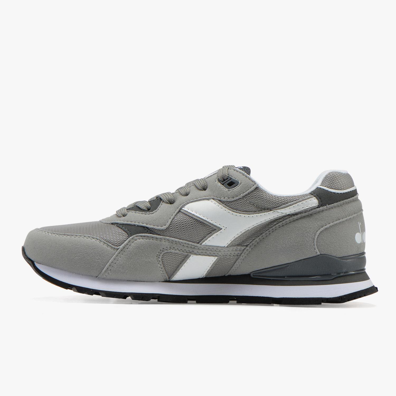 Diadora Scarpe Sneakers Ginnastica Tennis LifeStyle Grigio N.92 Scarpe classiche da uomo