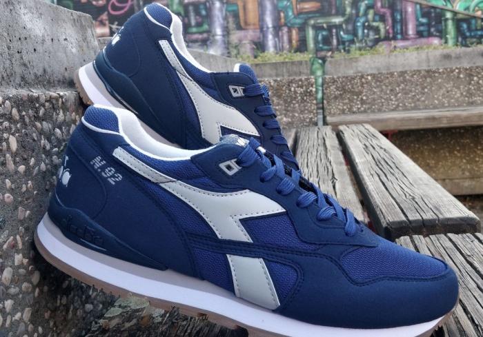 ... Scarpe Ginnastica Sneakers Diadora N-92 LifeStyle Blu C7329 - Sport  Boots Sneakers Diadora N ... 27e262b49ad