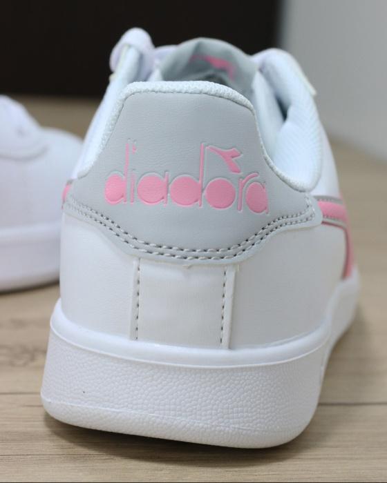 ... Scarpe Sportive Sneakers Diadora game p gs Lifestyle sportswear Donna  Bambino ROSA POURRI - Sport Shoes ... e85ec48a9d9