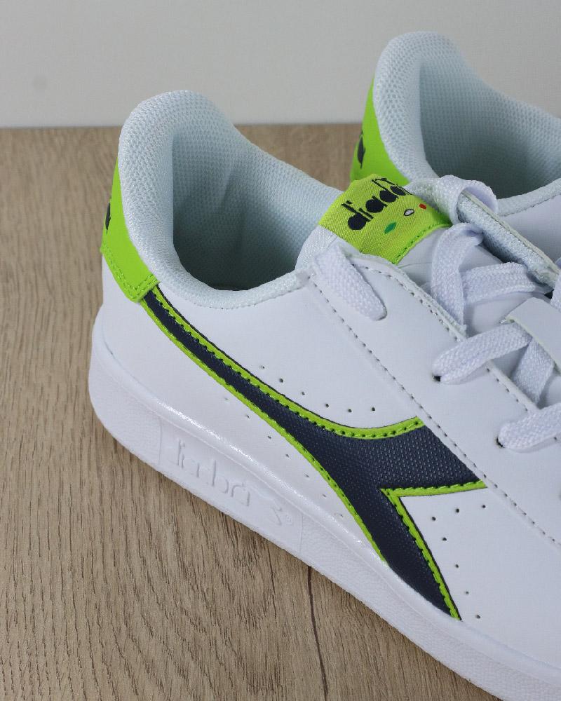 eebd4e2a3c Diadora Sneakers sport Shoes Game P GS Woman boy Lifestyle White ...