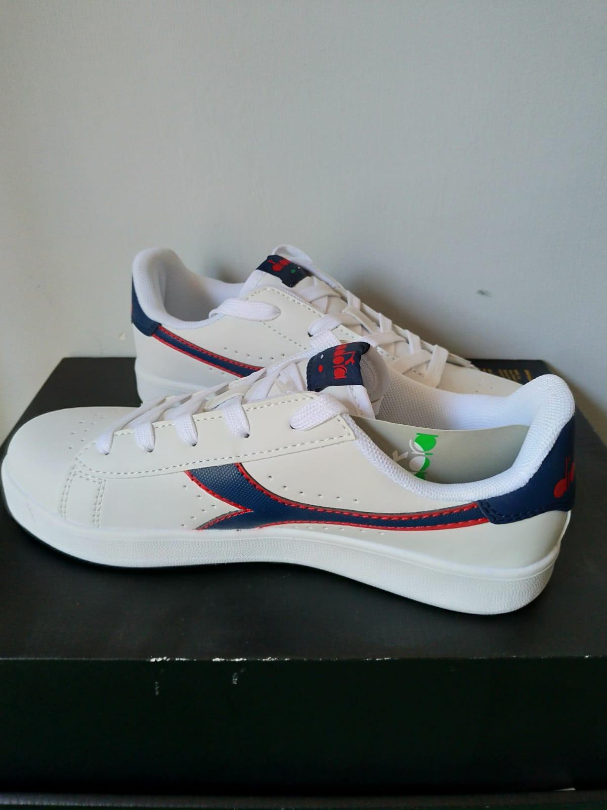 Diadora Scarpe Sportive Sneakers game Bambino Donna p gs Sportswear ... e97390f02b1