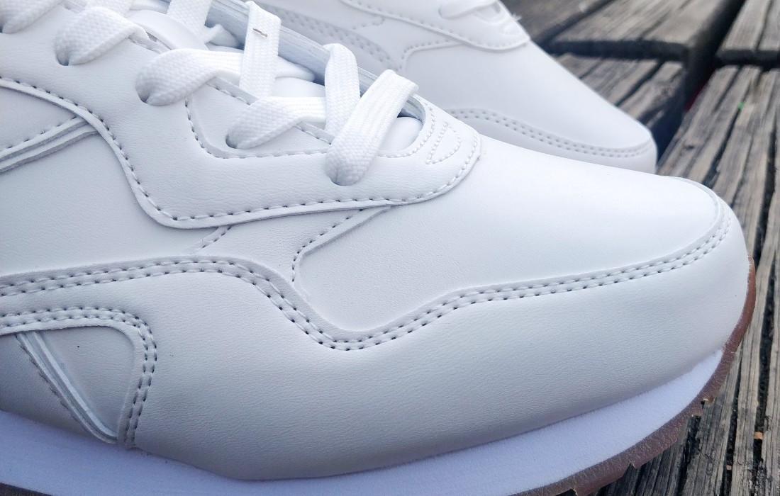 Diadora Scarpe Sneakers Sportive lifestyle N.92 Leather Bianco 2018 4 4 di  8 ... fa6ce9227e5