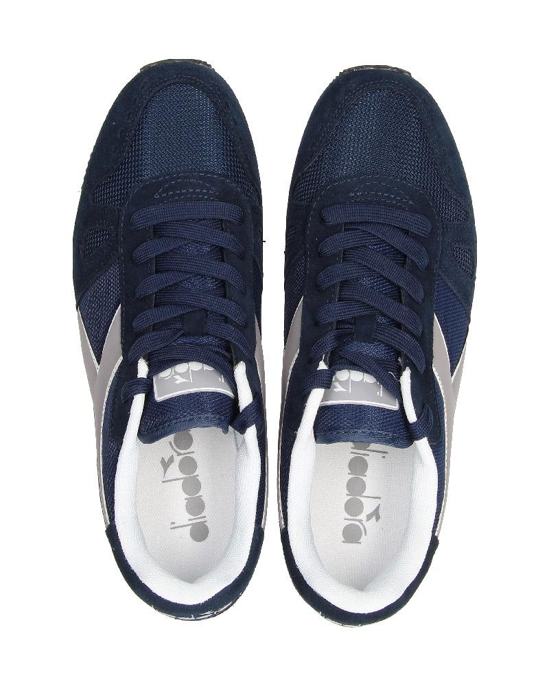 Run Scarpe Blu Sneakers Diadora Sportswear Lifestyle Sportive Simple YU8Fpwq