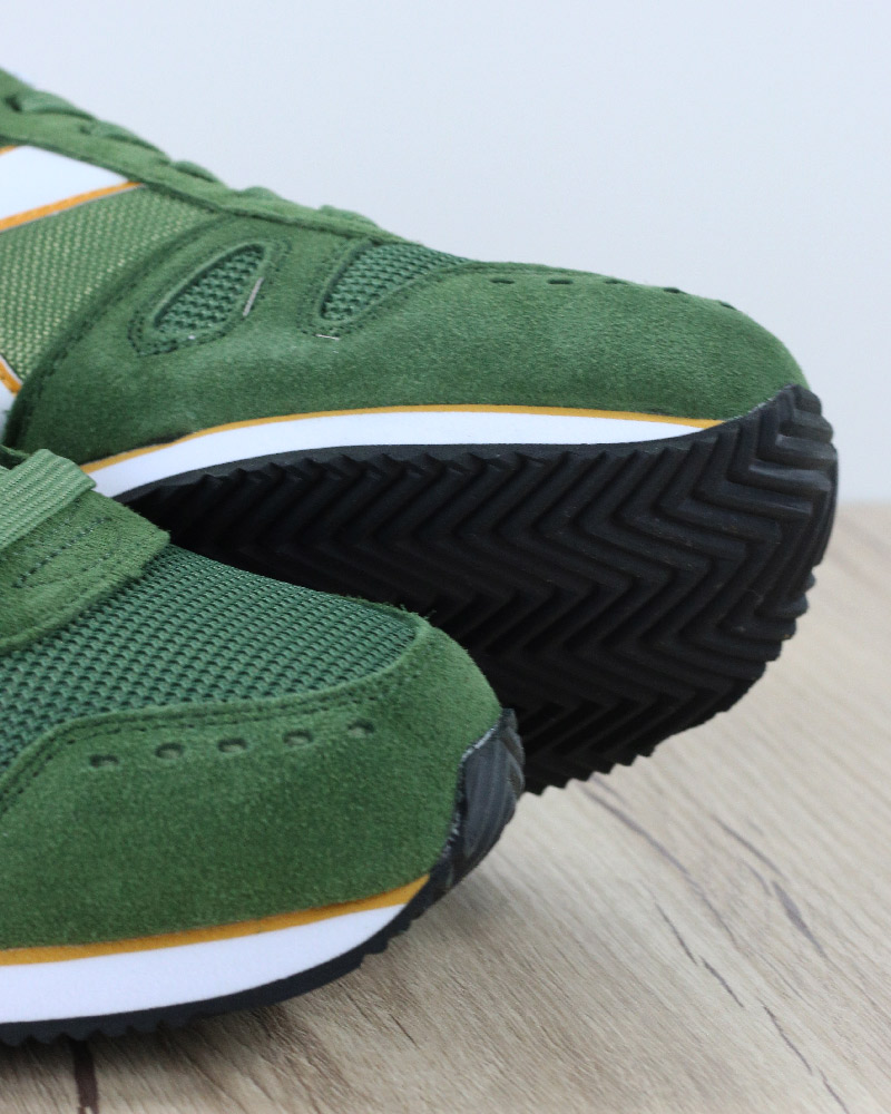 Diadora-Sports-Shoes-Sneakers-Lifestyle-Sportswear-Green-Bronze-Simple-run thumbnail 5