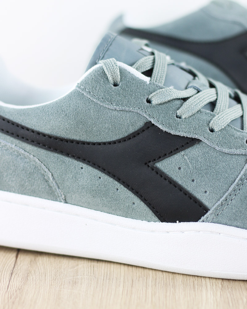 Diadora Sneakers Sport Boots Shoes Lifestyle sportswear PlayGround Suede Grey