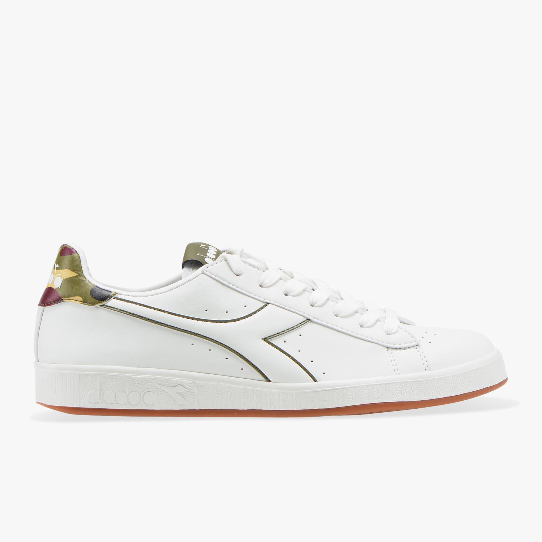 Diadora Sneakers Shoes Schuhe Sport GAME P Graphic White sportswear ... 7ed489bd51c