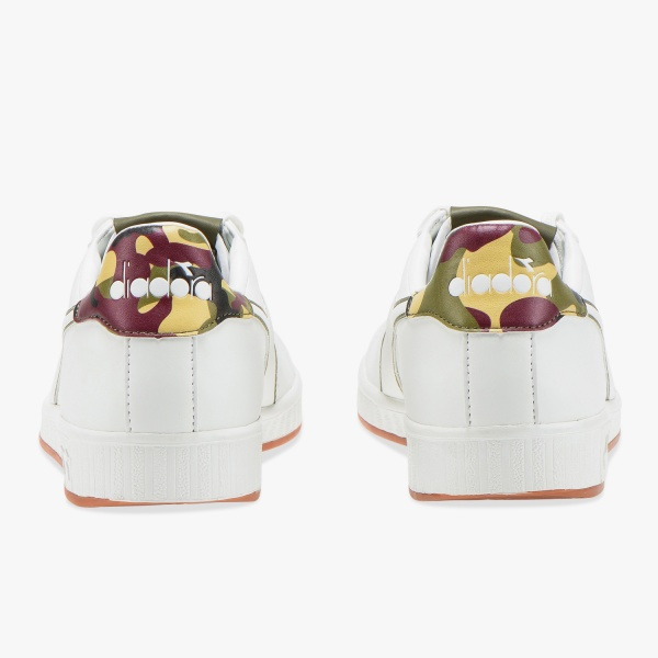 ... Scarpe Sportive Sneakers Diadora GAME P Graphic LifeStyle Sportswear  Bianco - Sport boots Shoes Sneakers Diadora ... dd852de4993