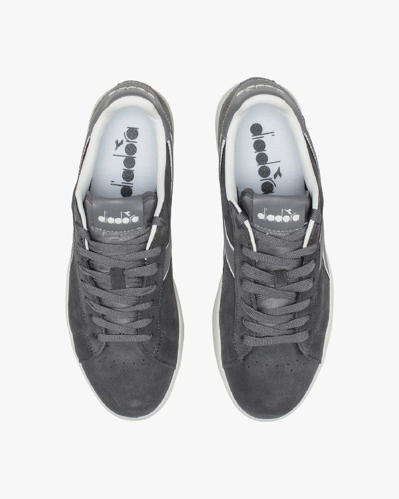 Diadora Sport Schuhe Sneakers sportswear Schuhe GAME P Suede Grau sportswear Sneakers lifestyle 479714