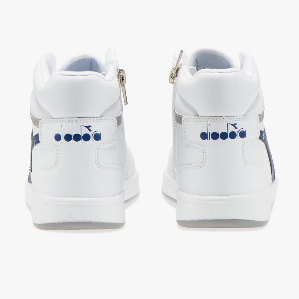 Zapatillas DIADORA MI BASKET II JR scarpe sportive donna