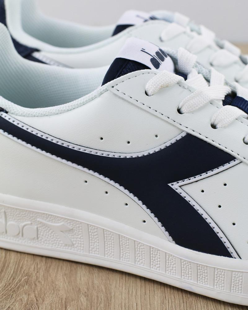 DIADORA SCARPE SPORTIVE Sneakers Lifestyle GAME P Denim Uomo Bianco
