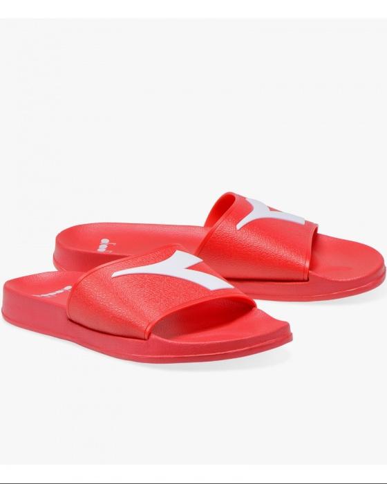 ... Ciabatte Diadora CRAWL originali Doccia Unisex Rosso - slippers Flip  Flops Diadora CRAWL Unisex Shower Red 36ba664a675
