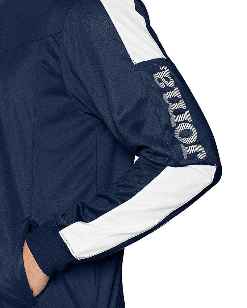 Joma-Giacca-Allenamento-Training-Jacket-Champion-IV-Polsini-a-Costine-Uomo miniatura 8