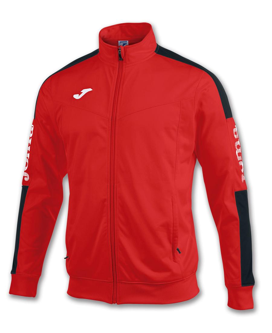 Joma-Giacca-Allenamento-Training-Jacket-Champion-IV-Polsini-a-Costine-Uomo miniatura 5