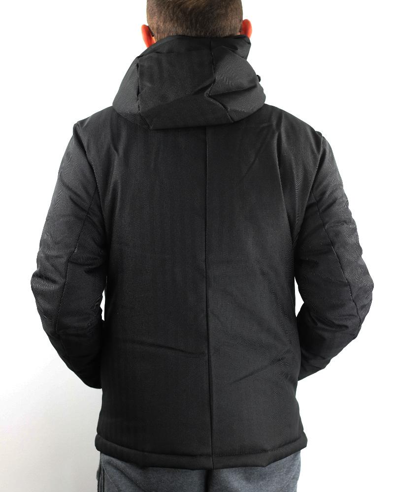 55f274bf4 Joma Bomber Piumino Giubbino Down Bubble Padded jacket Nero ALASKA 4 4 sur  8 ...
