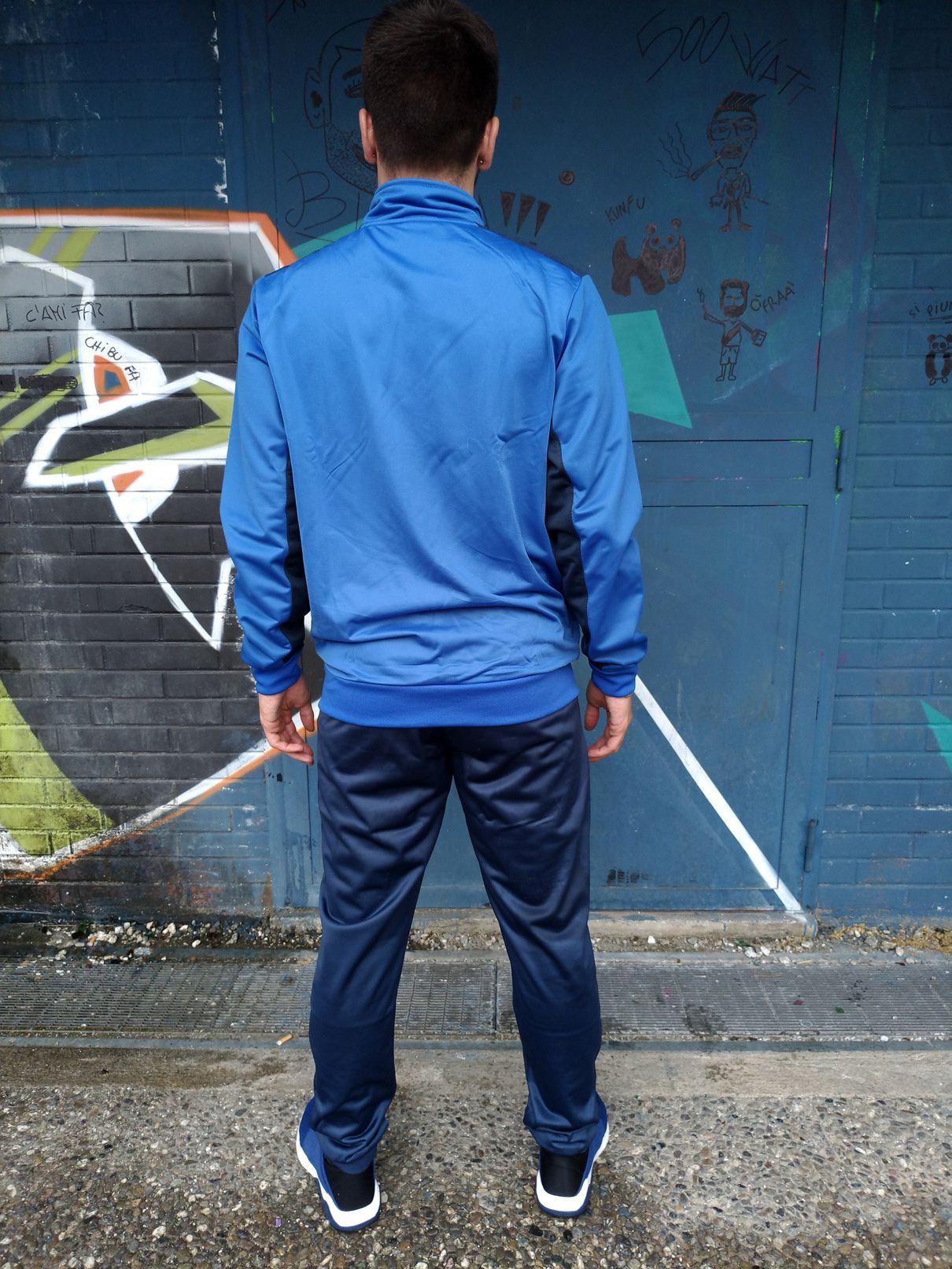 Joma-Survetement-Training-academie-Homme-avec-des-poches-Cheville-a-proximite miniature 7