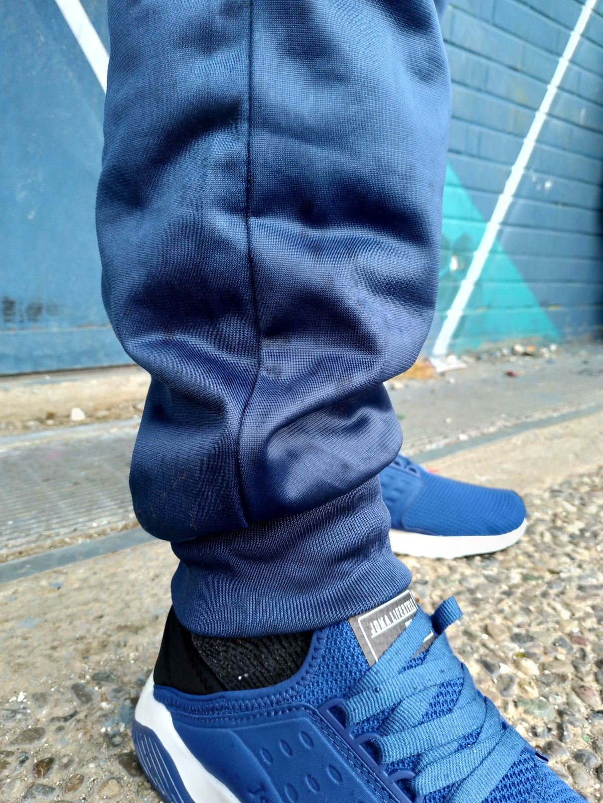 Joma-Survetement-Training-academie-Homme-avec-des-poches-Cheville-a-proximite miniature 10