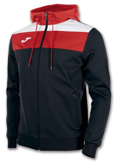 ... Giacca Sportiva Originale Joma Crew Cappuccio Uomo - Joma Sport Jacket  Original Crew Hooded Man - 33633605c7fa