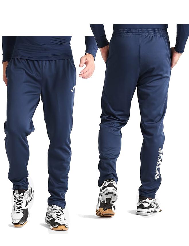 Nilo-Joma-Pantaloni-tuta-Pants-Uomo-con-tasche-Continuativa-Allenamento-Trainin miniatura 8