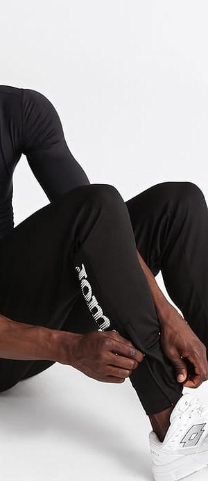 Nilo-Joma-Pantaloni-tuta-Pants-Uomo-con-tasche-Continuativa-Allenamento-Trainin miniatura 5