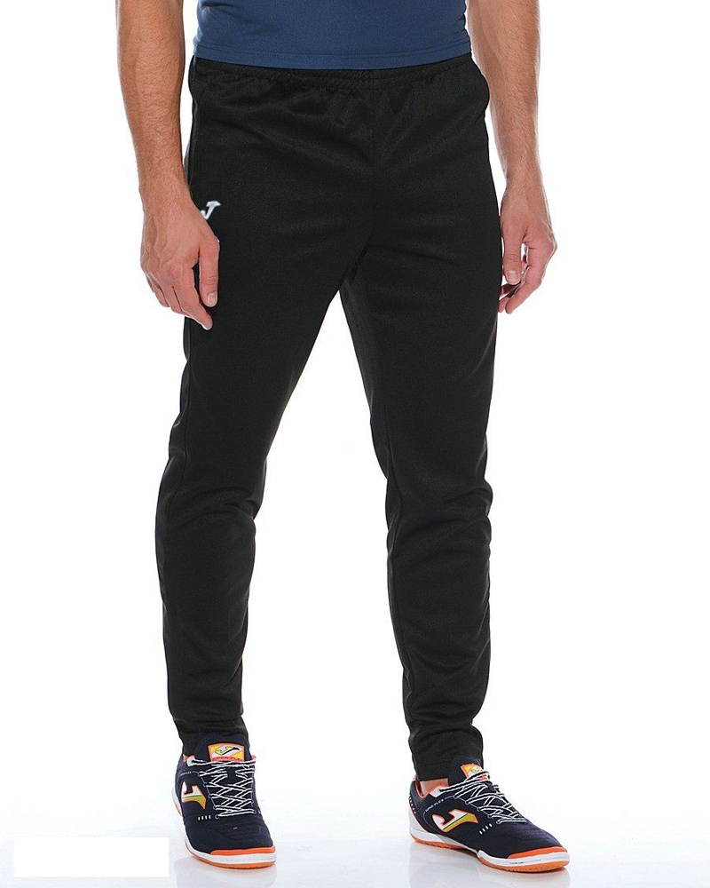 INTERLOCK-Joma-Pantaloni-allenamento-tuta-Training-Pants-Tasche-a-Zip-Uomo miniatura 6