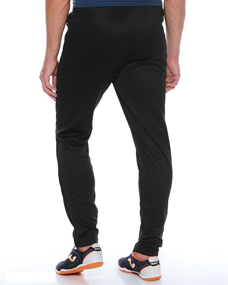 INTERLOCK-Joma-Pantaloni-allenamento-tuta-Training-Pants-Tasche-a-Zip-Uomo miniatura 9