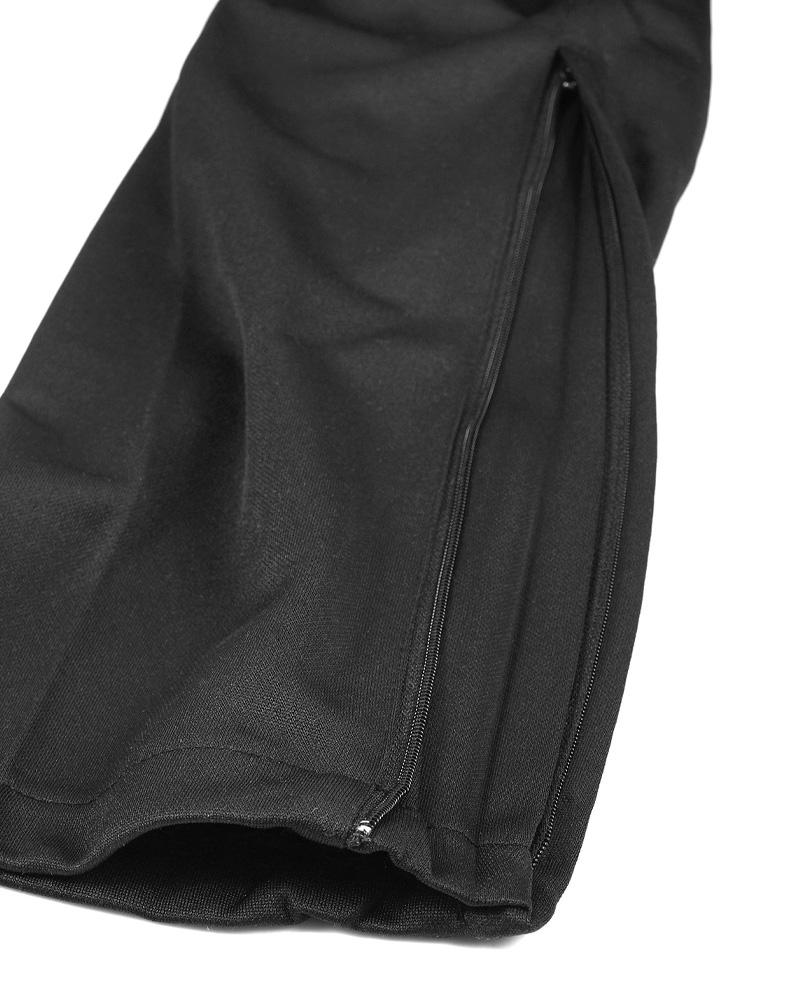 INTERLOCK-Joma-Pantaloni-allenamento-tuta-Training-Pants-Tasche-a-Zip-Uomo miniatura 3