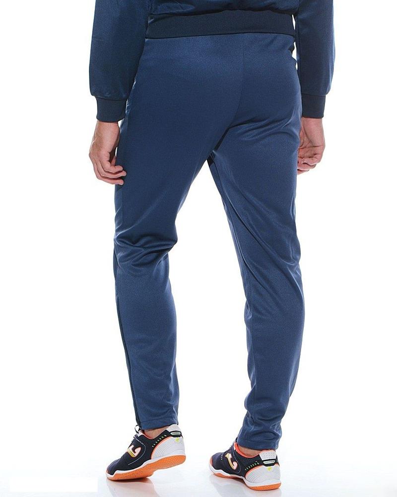 INTERLOCK-Joma-Pantaloni-allenamento-tuta-Training-Pants-Tasche-a-Zip-Uomo miniatura 5