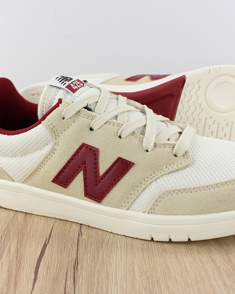 New-Balance-All-Coasts-425-Chaussures-sportif-Sport-Shoes-Sneakers-Homme-beige miniature 5