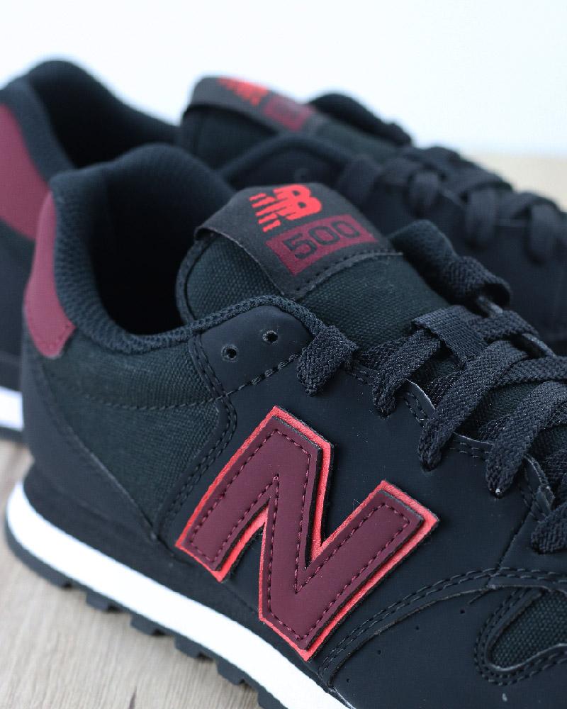 Nero Lifestyle Sneakers New Scarpe Cbb Uomo Sportive 500 Balance Sportswear IYYw0Fq