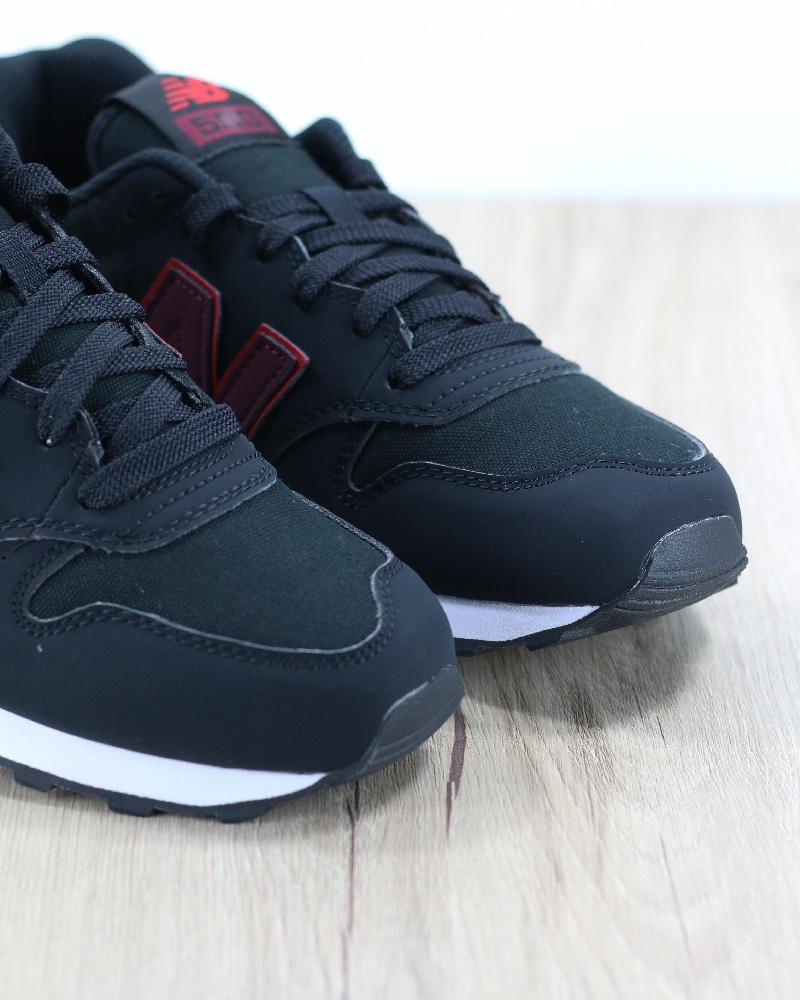e5ac4b894e09f New Balance 500 Scarpe Sportive Sneakers Sportswear Lifestyle Nero CBB Uomo