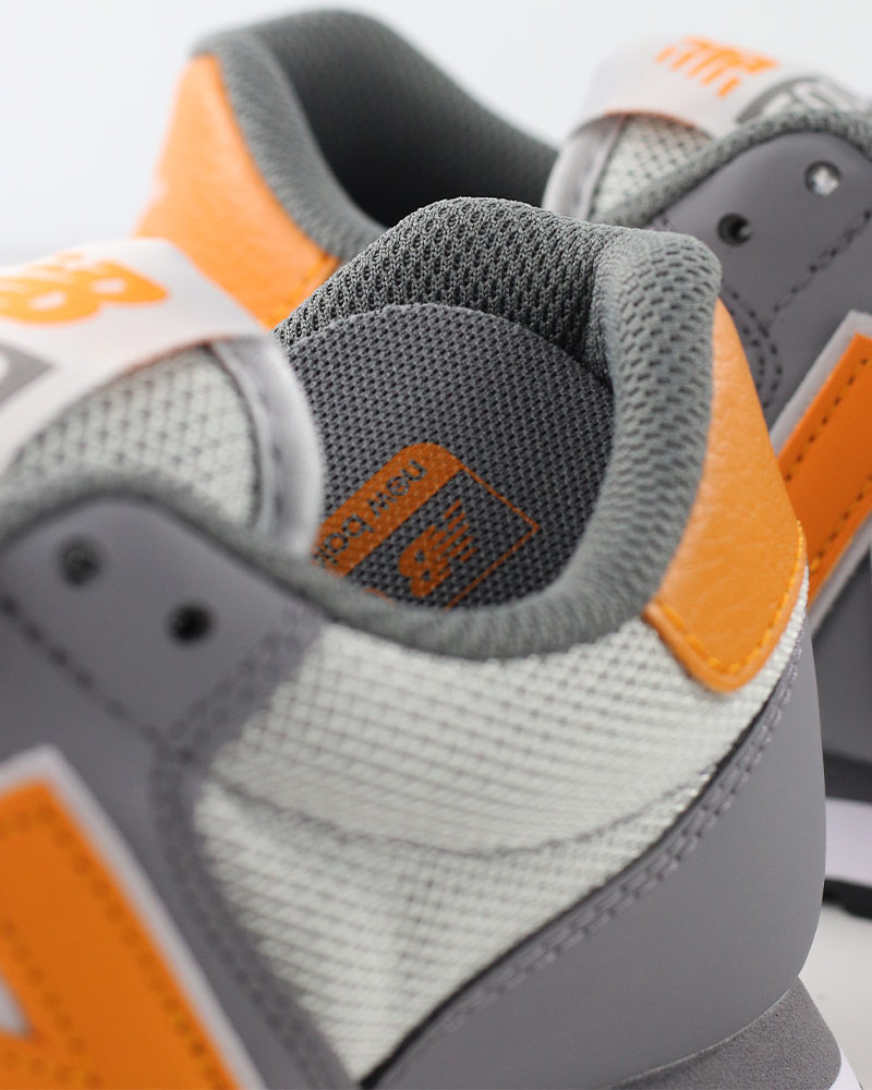New-Balance-500-Scarpe-Sportive-Sneakers-Lifestyle-Sportswear-SCG-Grigio miniatuur 6