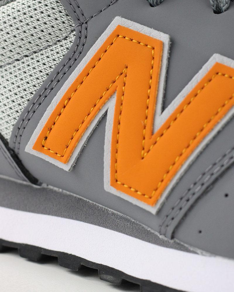 New-Balance-500-Scarpe-Sportive-Sneakers-Lifestyle-Sportswear-SCG-Grigio miniatuur 9