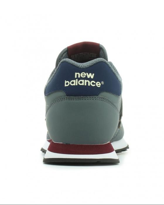 new balance 500 uomo grigie