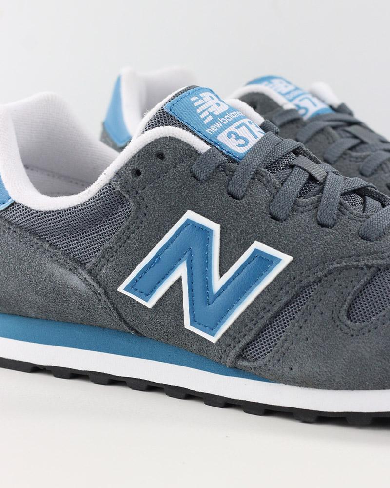 New-Balance-373-Scarpe-Sportive-Sneakers-Lifestyle-Grigio-Blu-Uomo miniature 9