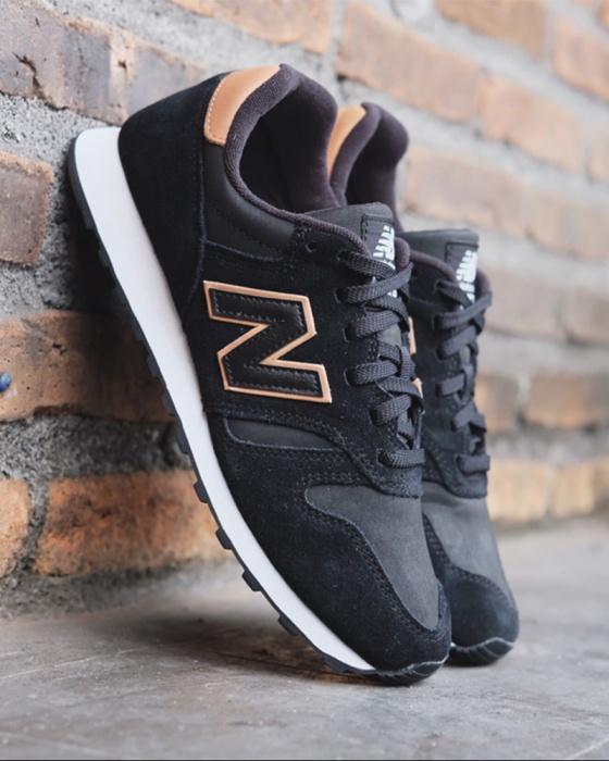 new balance uomo nero