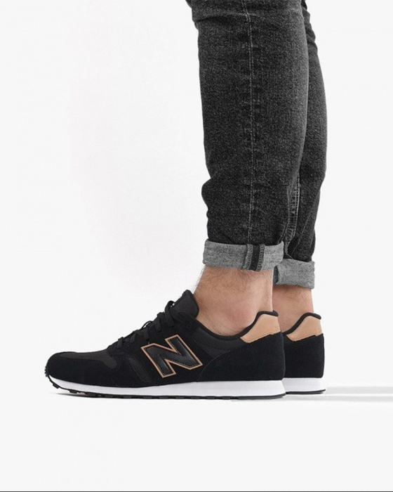 new balance 373 uomo pelle