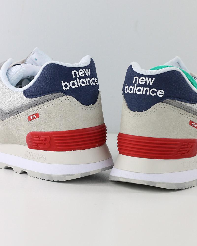 574 New Calzado deportivo Balance Ujd Lifestyle Grey Classics Zapatillas pZqBUZw