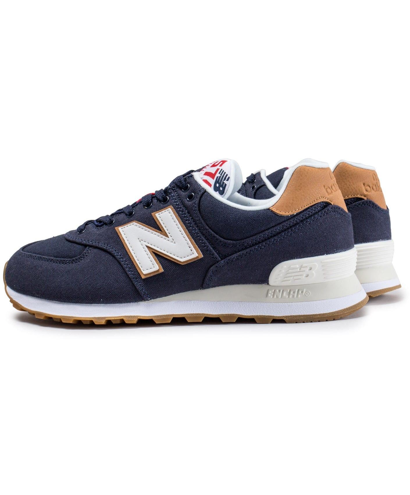 NEW Balance Scarpe Sneaker ml574 Uomo Scarpe Da Ginnastica Canvas Scarpe Uomo Beige