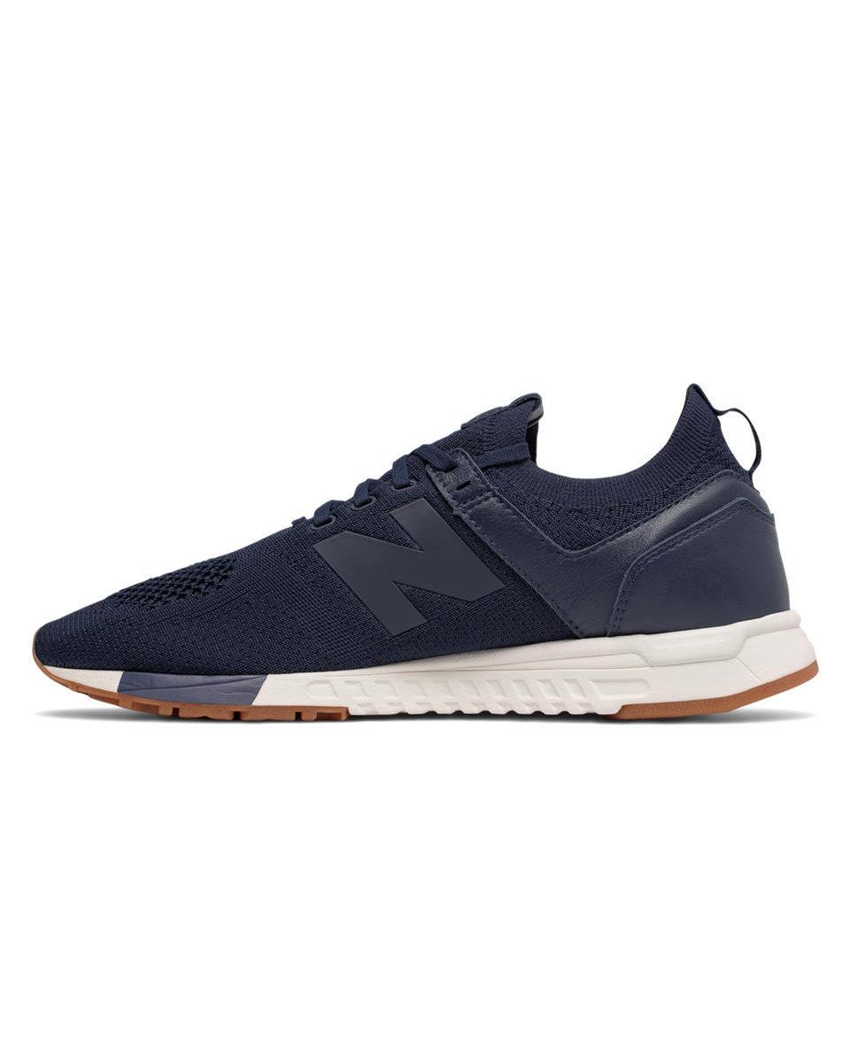 Blu New Sneakers Tennis lifeStyle Scarpe 247 ML ML Ginnastica Balance 247 rxR6rv