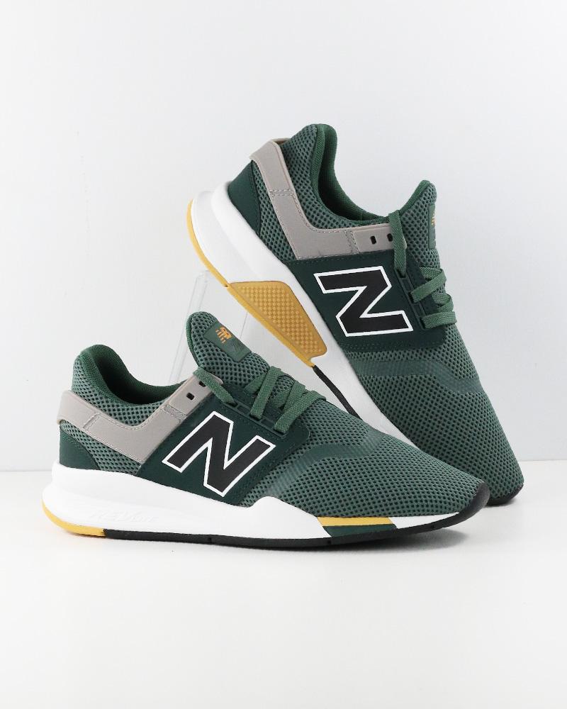 14d3f7cbdbf89 New Balance 247 Scarpe Sportive Sneakers FA Verde Sportswear ...
