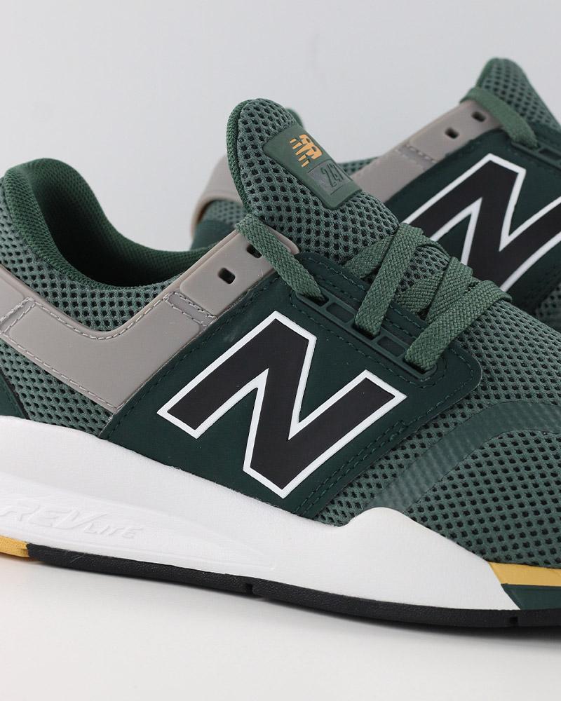 0aca146c7dd2d New Balance 247 Scarpe Sportive Sneakers FA Verde Sportswear Lifestyle 8 8  di 9 ...