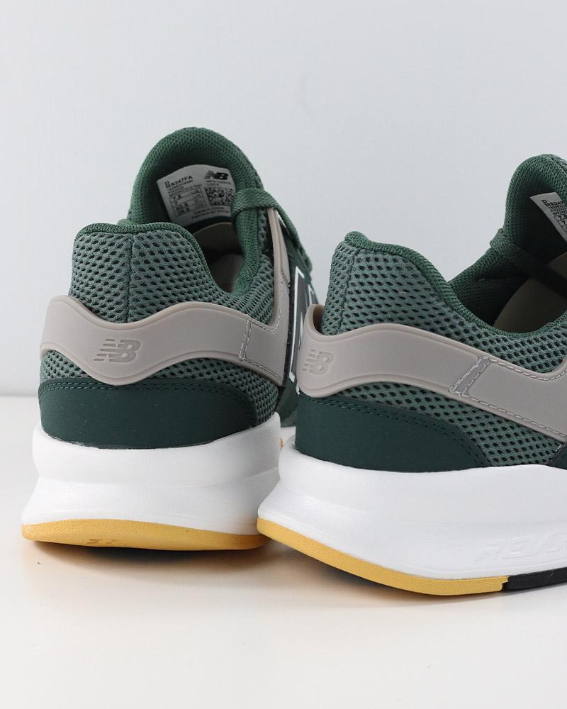 f1eccf814941b New Balance 247 Scarpe Sportive Sneakers FA Verde Sportswear Lifestyle 3 3  di 9 ...