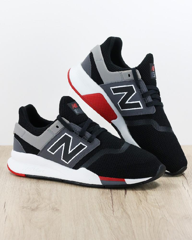 New New New Balance Sport Schuhe Trainers schuhe 247 FB Schwarz Lifestyle 2a0ded