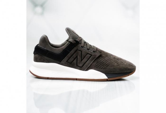 ... Scarpe Sneakers New Balance MS 247 Lifestyle Sportswear Uomo Grigio -  Sport shoes Sneakers New Balance 673985b6b60