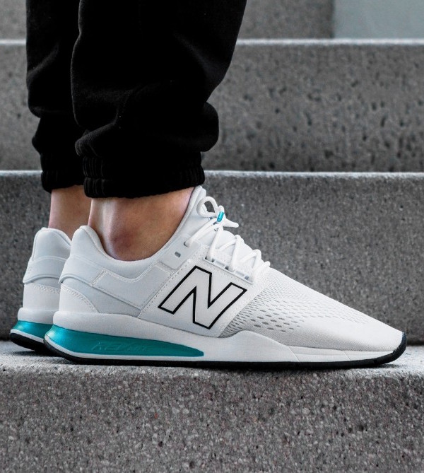 new balance ms247 zwart