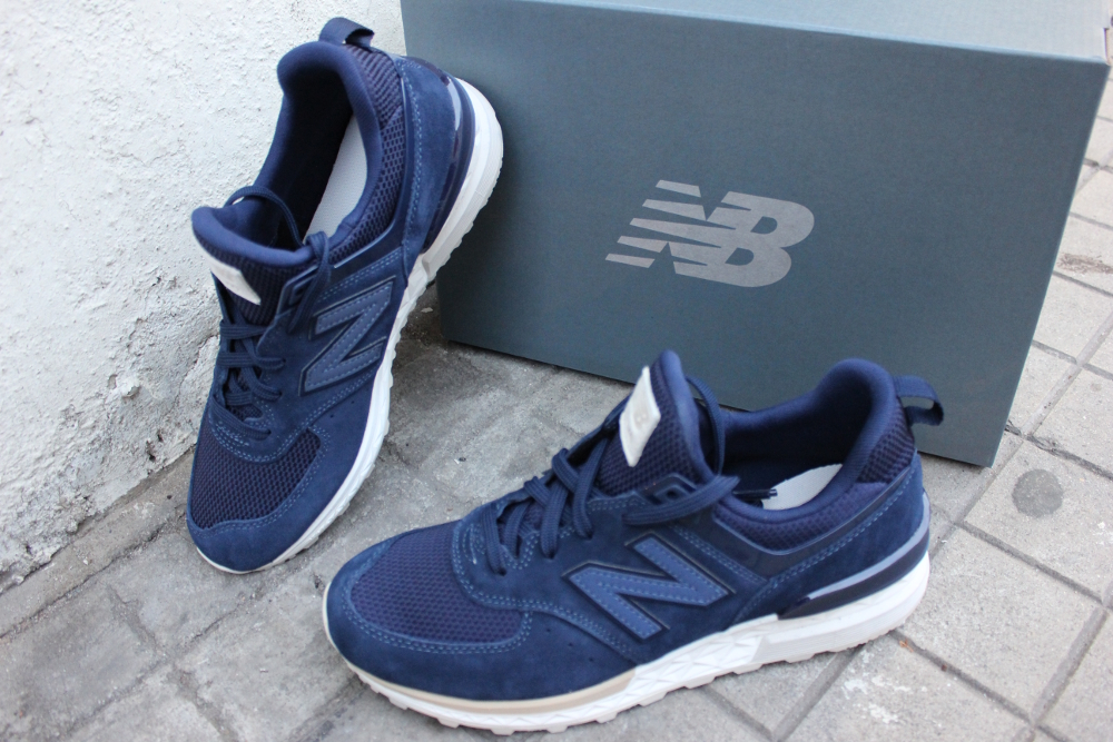 Ginnastica Balance Tennis 574 New Scarpe Ms Sneakers Lifestyle Blu xXwdWqAW