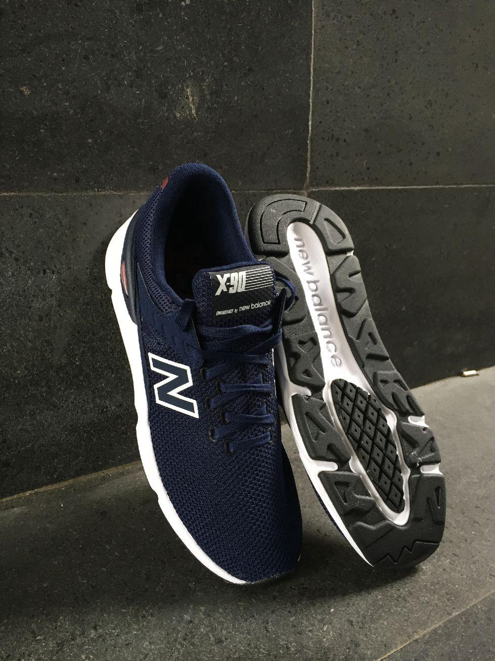 New Balance X-90 Scarpe Sportive scarpe da ginnastica Lifestyle sportswear sportswear sportswear Blu | acquistare  | Gentiluomo/Signora Scarpa  07ff31