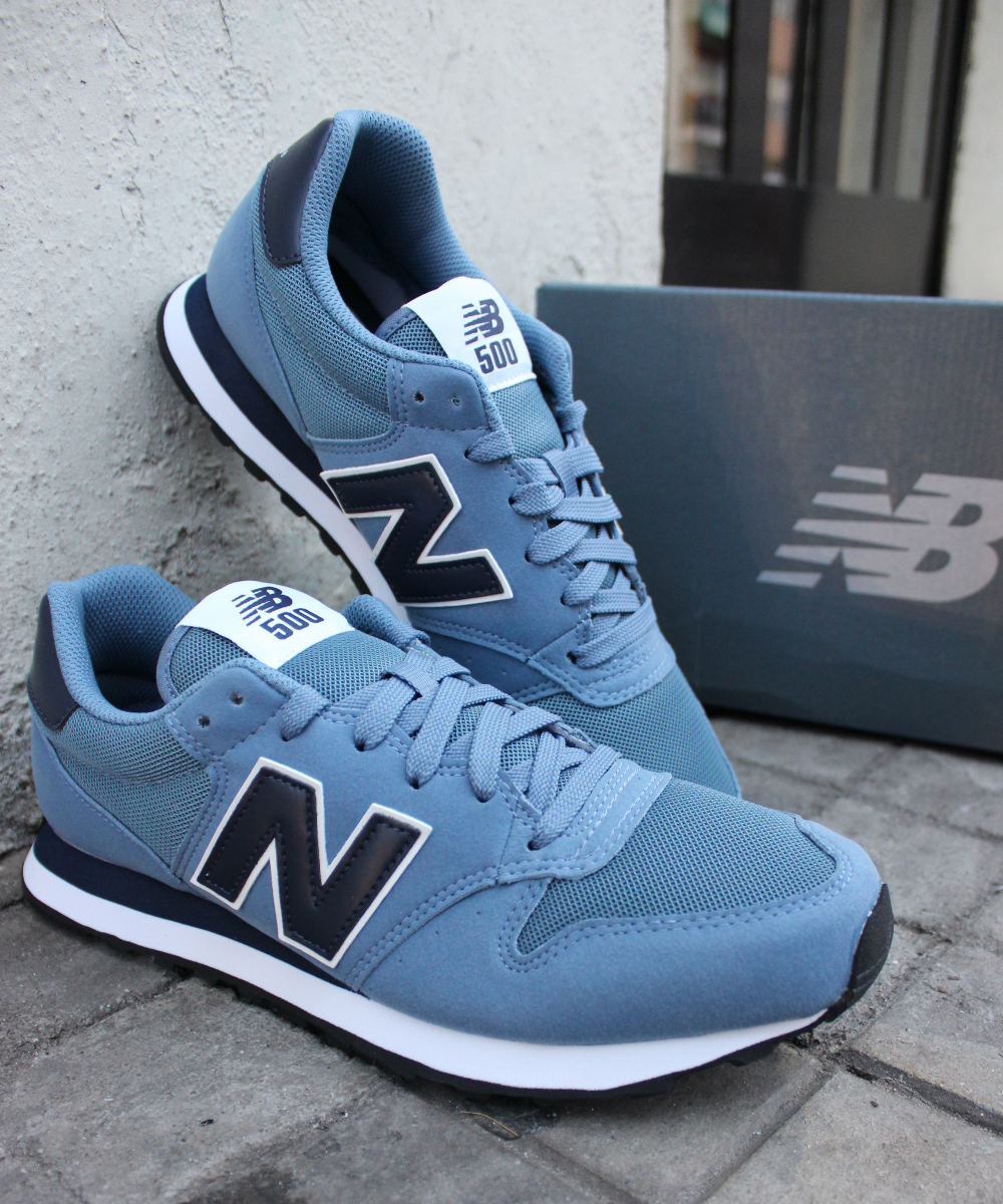 NEW Balance MEN'S 500 Low Top Scarpe Da Ginnastica