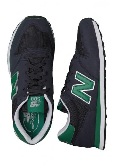 new balance gm500 verde
