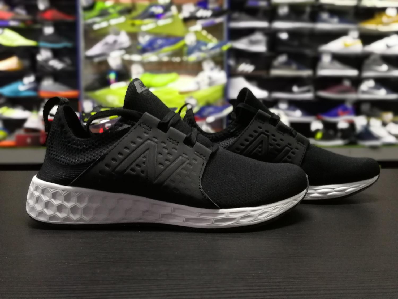 New Balance Fresh Foam Cruz Scarpe Sneakers Running lifestyle Nero Venta Precios Baratos Uza4yMJE
